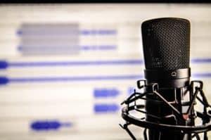 podcastマイク
